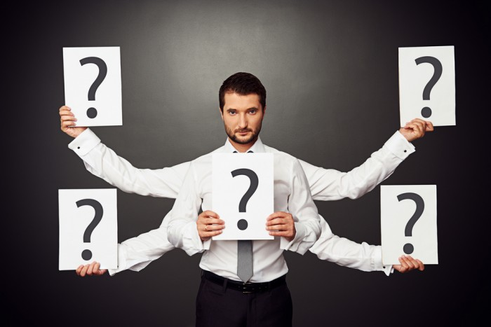 Not Getting the Right Answers? Try Asking the Right Questions