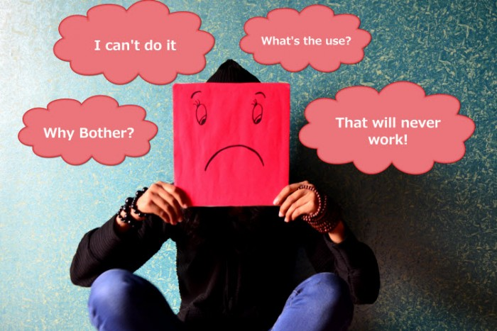 The Bane Of Businesses Fighting Learned Helplessness In Your