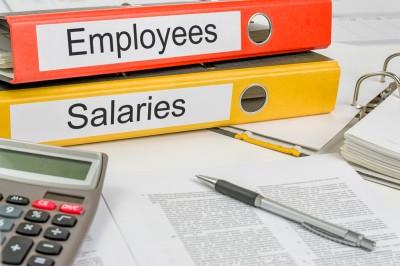 Salaries salary
