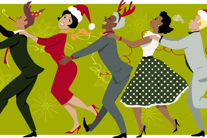 Work Christmas Party Activity Ideas Part - 39: Enforced Holiday Fun Is A 100% Preventable Employee-Morale Issue