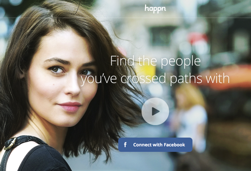 Happn loading error
