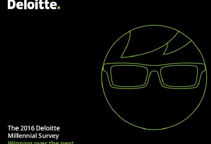 Deloitte Millennial report