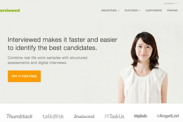 Startup Spotlight: @teaminterviewed Helps Find the Top Candidates ...