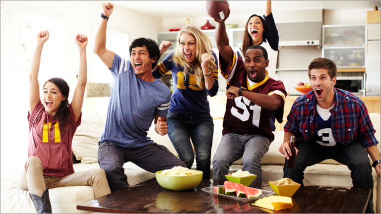 super bowl hangover 10 of u s workforce may miss work. Black Bedroom Furniture Sets. Home Design Ideas
