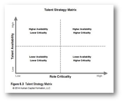 talent strategy matrix