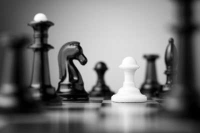Chess as strategy concept
