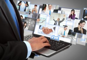 virtual worker training meeting