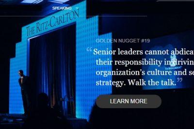Ritz Carlton wow stories