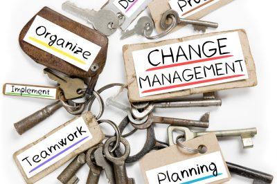 change management keys