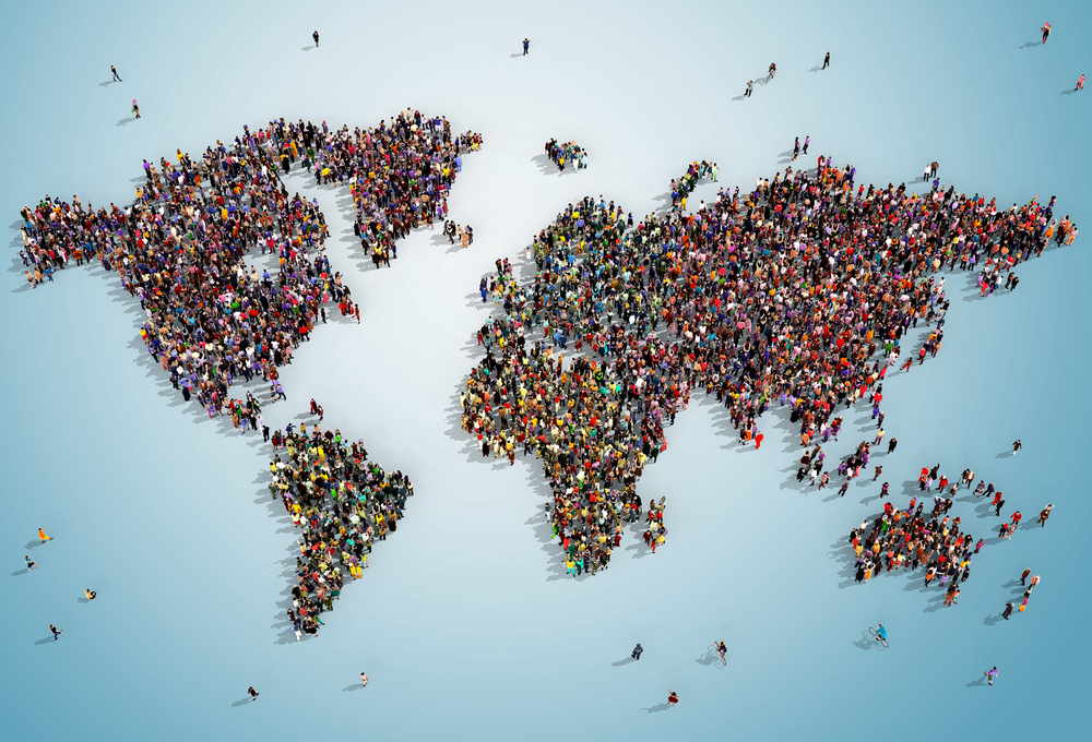 a personal opinion on the drifting of the world population toward chaos Population growth has been so rapid that there is no real precedent we can turn to for clues about the possible consequences people living in high-income nations must play their part if the world is to sustain a large human population so a world with a human population of 11 billion might put.