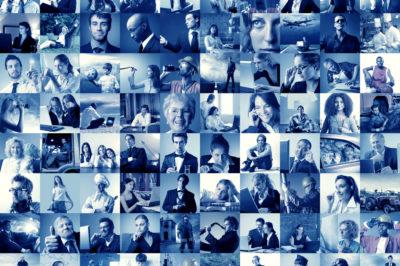 Many faces company culture