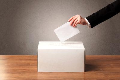 politics, ballot box