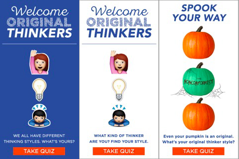 Kimberly-Clark On a Hunt for 'Original Thinkers'