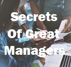 Secrets of Great managers logo