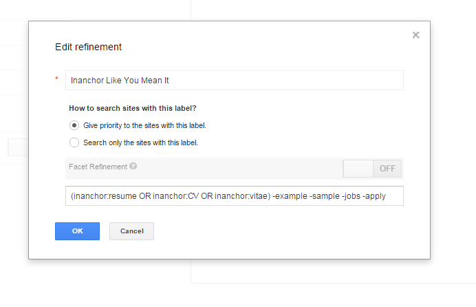 The Art of Building A Google Custom Search Engine – Part 2 ...