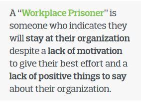 Workplace prisoner