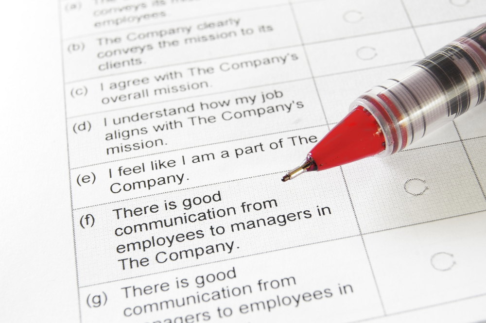 Is Your Employee Survey Worthless  Tlnt