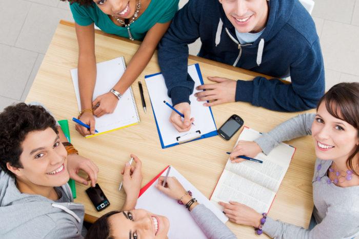 high school students internship