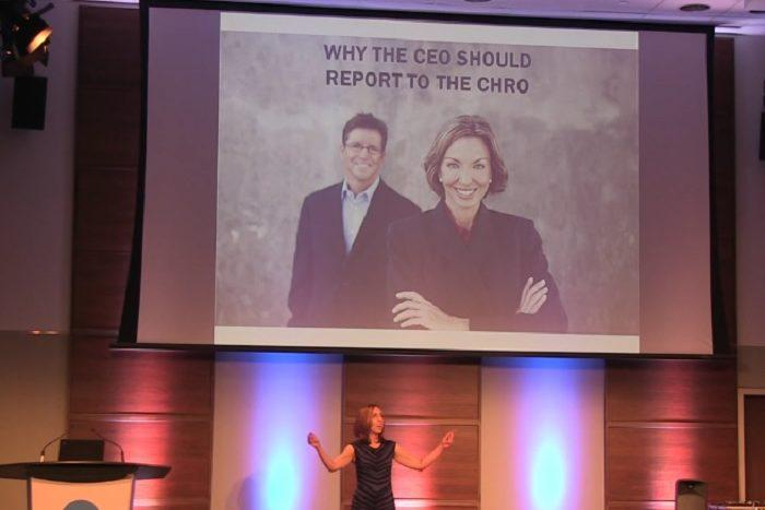 DisruptHR - Toronto - CEO reports to CHRO