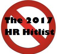 2017 HR Hitlist logo