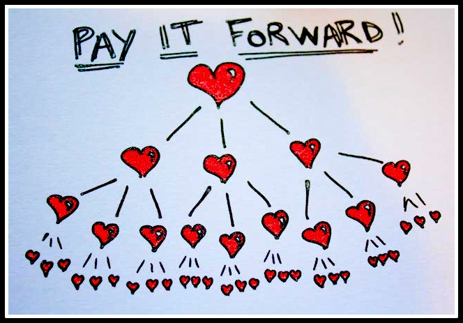 pay it forward paper Comments 5 pings/trackbacks for pay it forward: debt-free access to higher education.