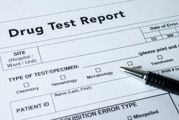 Fail a Drug Test and Keep Your Job? It Could Happen - TLNT