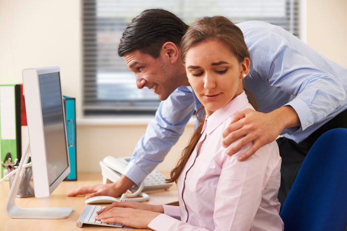 Eeoc guidelines for sexual harassment