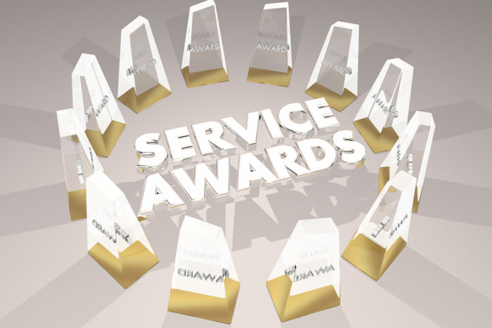 Service Awards May Be Old School, But They Still Help With ...