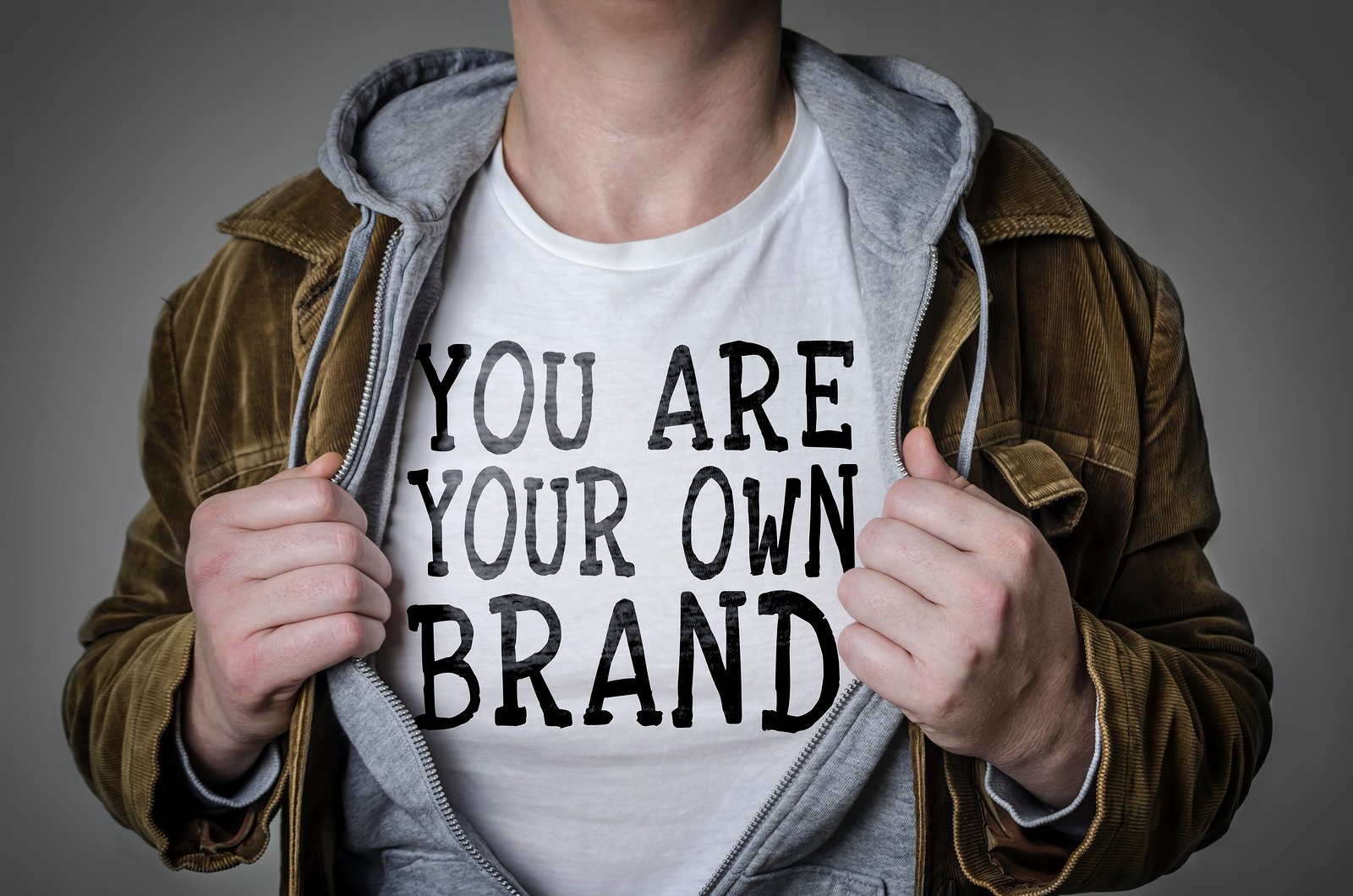what you need to do to build your own brand