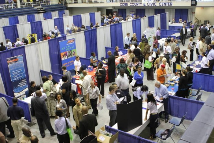 5 Ways to Leverage Technology to Get the Most From a Job Fair