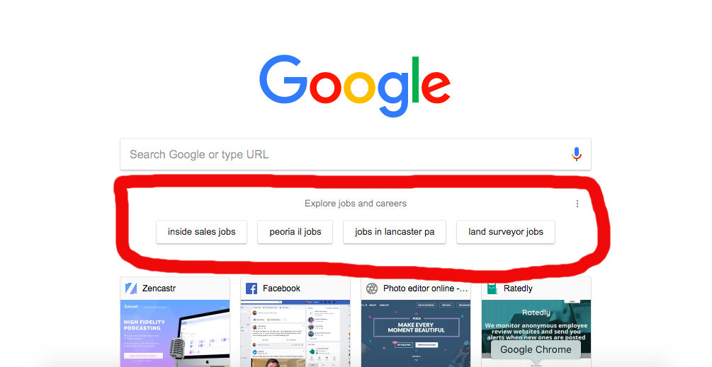 Google Home Jobs
