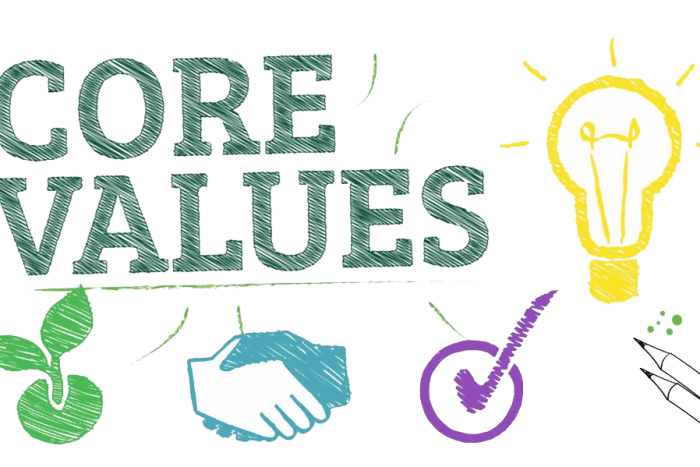Sourcing for Values