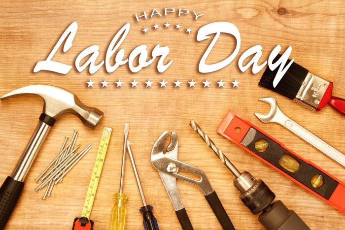 Happy Labor Day to Our U.S. and Canadian Readers