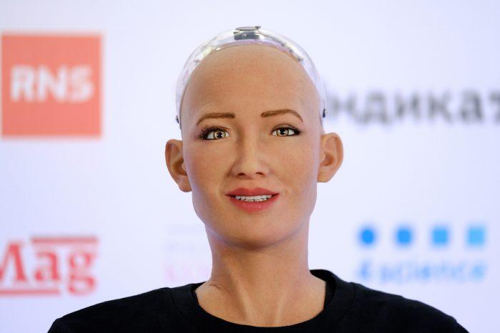 Meet the Robot Recruiters