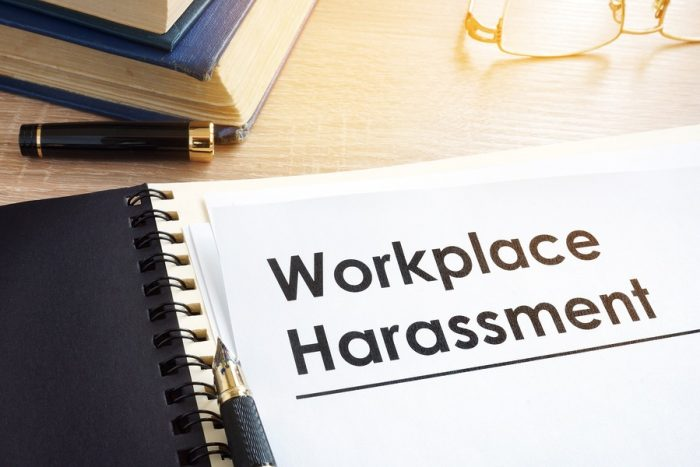 EEOC Says Harassment Charges and Litigation Increased