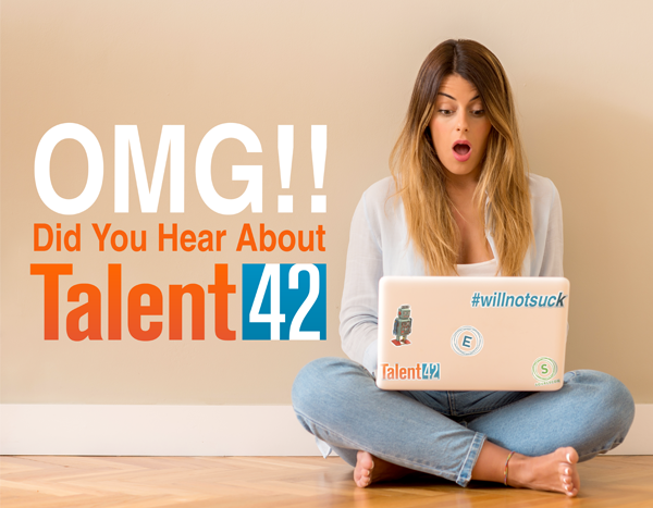 This Does Not Suck – Talent42 Joins the ERE Media Family