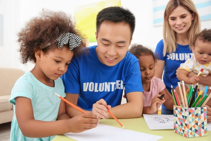 There's Good In Doing Good With a Corporate Volunteering Program