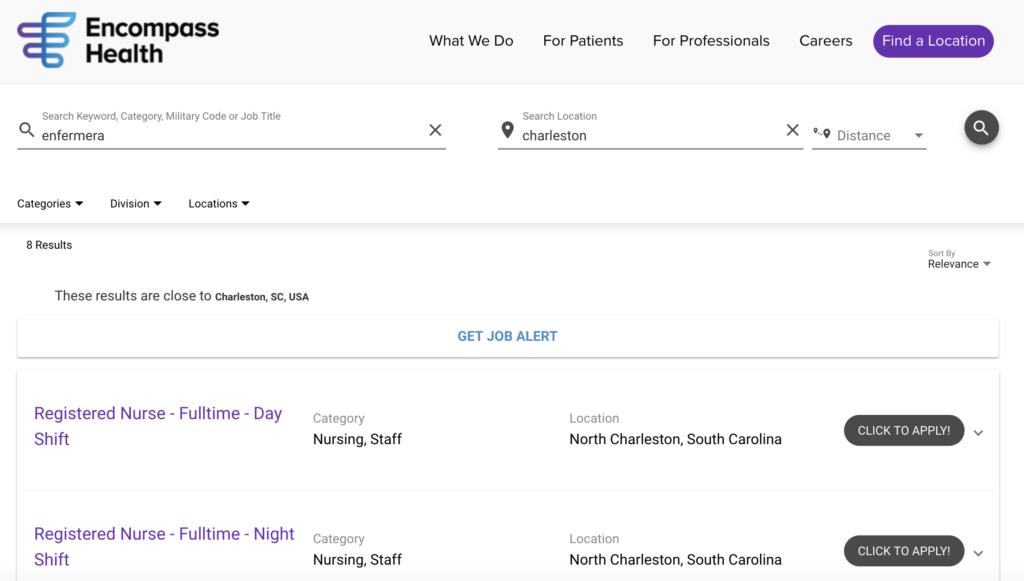 Google Enhances Job Search API to Provide Commute Info, Multiple