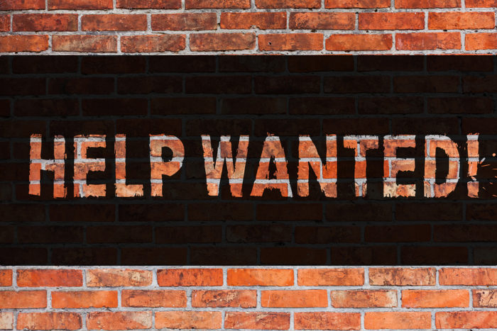 Linkedin Targets Smbs With Help Wanted Sign Download Option Ere