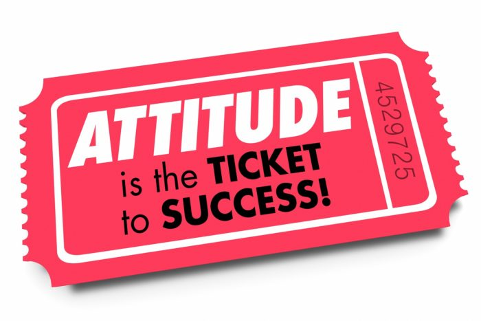 Attitude Isn't Everything, But It Is a 'Difference Maker' – TLNT