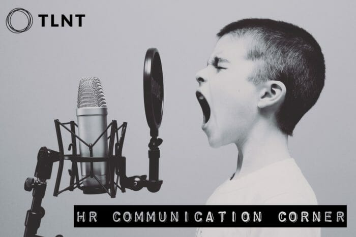 HR Communication Corner