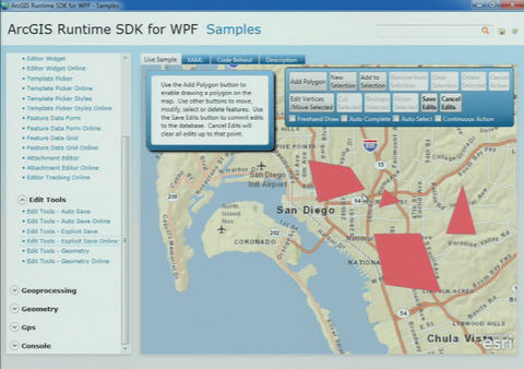 Building Applications with ArcGIS Runtime SDK for WPF—Part