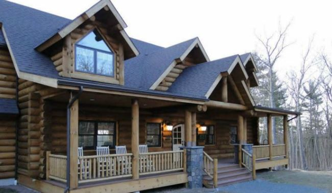 estemerwalt log homes log home builder log cabin builder