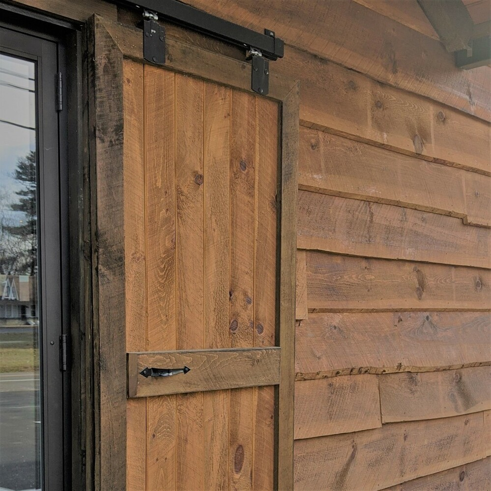 Flitch/Live-edge/Adirondack Siding