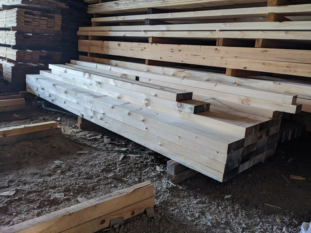 Surfaced Timber Slabs
