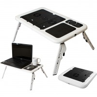E-Table Folding Laptop Table