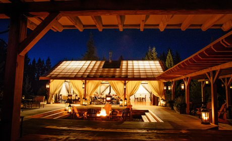 Siwash Lake Wilderness Lodge