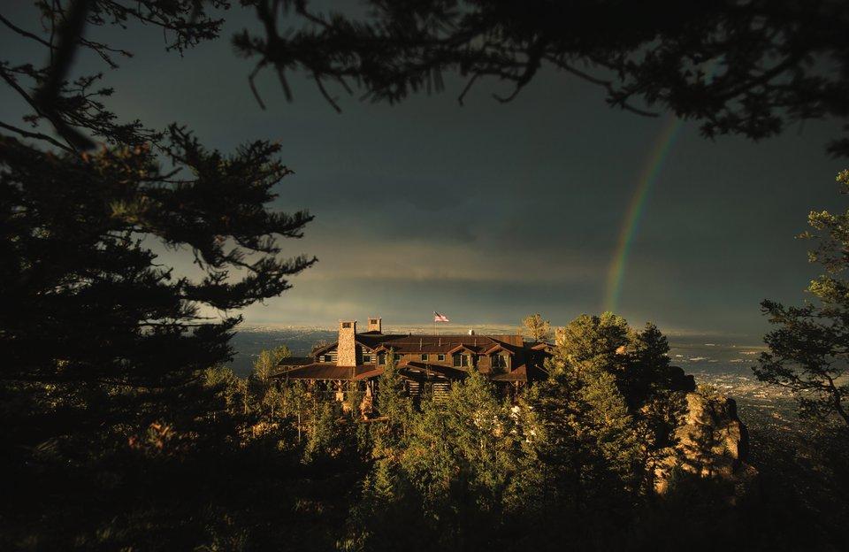 The Broadmoor Cloud Camp