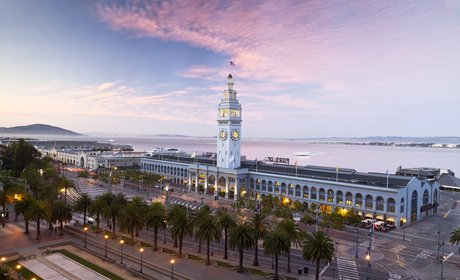 * Ferry Building Foodie Tasting Tour