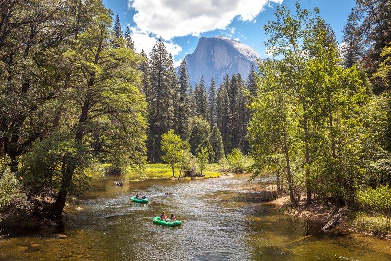 Photos courtesy of Rush Creek Lodge at Yosemite, Kim Carroll photographer.